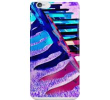 Rainbow Chairs iPhone Case/Skin