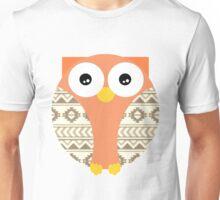 Funny Owl  Unisex T-Shirt