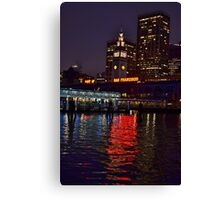 San Francisco Lights Canvas Print
