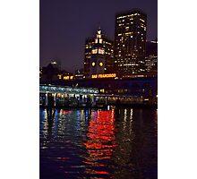 San Francisco Lights Photographic Print