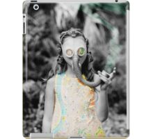 gas : girl iPad Case/Skin