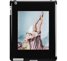 Burlesque - ish vintage model Colorized iPad Case/Skin