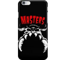 MASTERS 777 iPhone Case/Skin