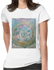 Bright Dreams Womens Fitted T-Shirt