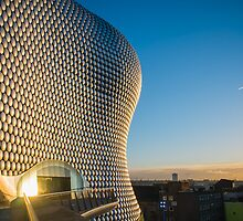 Winter Sunrise at Selfridges by Verity Milligan