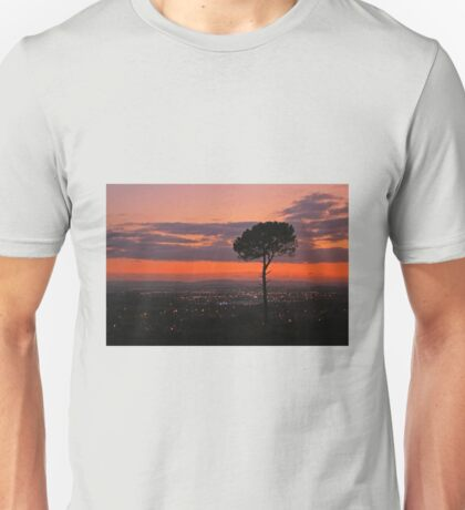 Poole & Purbeck Sunset Unisex T-Shirt