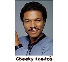 Cheeky Lando's Photographic Print
