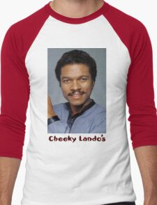 Cheeky Lando's Men's Baseball ¾ T-Shirt