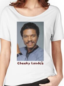 Cheeky Lando's Women's Relaxed Fit T-Shirt