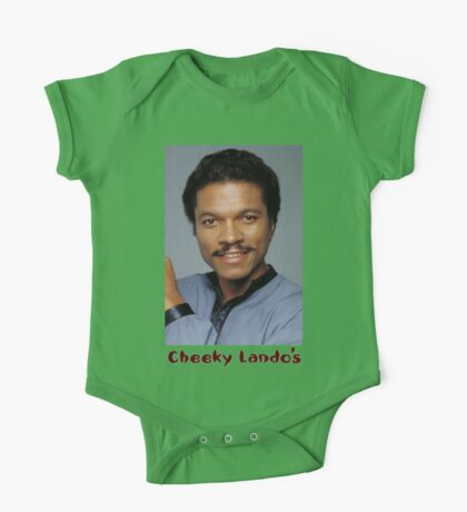 Cheeky Lando's One Piece - Short Sleeve