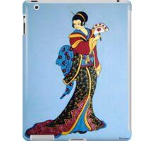 Geisha i-pad case iPad Case/Skin