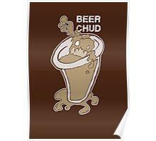 Beer C.H.U.D. Poster