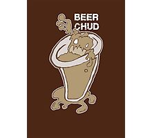 Beer C.H.U.D. Photographic Print