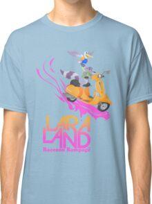 Lara Land - Raccoon Rampage Classic T-Shirt