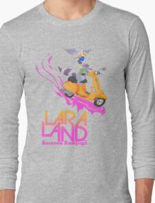 Lara Land - Raccoon Rampage Long Sleeve T-Shirt