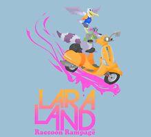 Lara Land - Raccoon Rampage Unisex T-Shirt