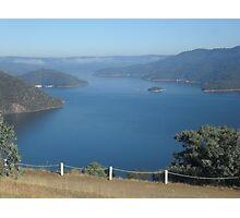 Lake Eildon Photographic Print