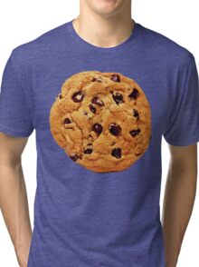 Chocolate Chip Cookie Tri-blend T-Shirt