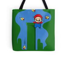 Stay away from my pipes  Tote Bag