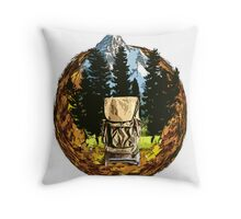 Backpacking - ACMAY Throw Pillow