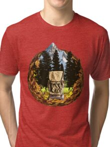 Backpacking - ACMAY Tri-blend T-Shirt