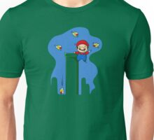 Stay away from my pipes  Unisex T-Shirt