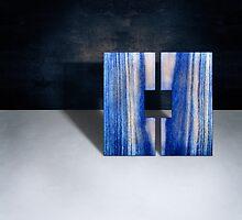 Blue Square Split by YoPedro