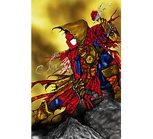 Spider Man Sorcerer Photographic Print