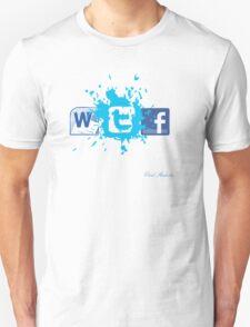 WTF SOCIAL NETWORKING  T-Shirt