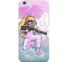 Angel with a Shotgun iPhone Case/Skin