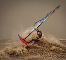 Storm Windsurfer  by SWEEPER