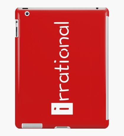 irrational - math design iPad Case/Skin