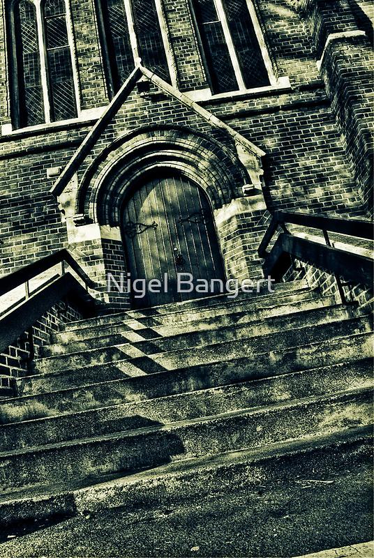 Stairway to Heaven by Nigel Bangert