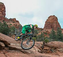 Sedona Riding Bliss by Alex Rentzis