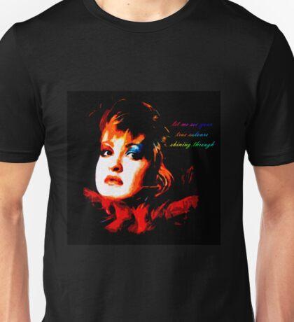 Cyndi Lauper True Colours Unisex T-Shirt