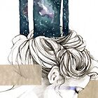 Universe · Samsung Galaxy case by elia, illustration