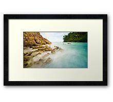 Manuel Antonio Framed Print