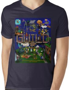 The Guild Mens V-Neck T-Shirt