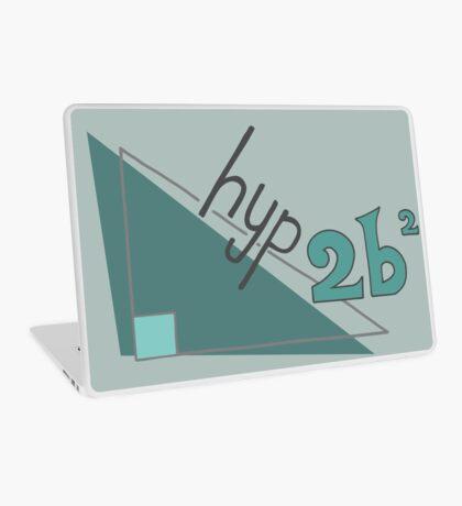 Hyp 2b(squared) - green Laptop Skin