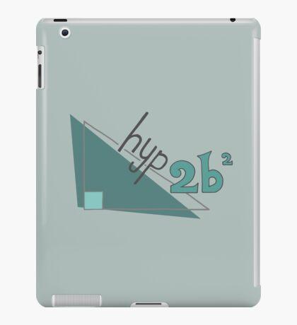 Hyp 2b(squared) - green iPad Case/Skin
