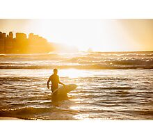 Surfers life Photographic Print