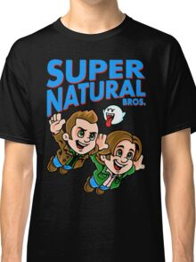Super Natural Bros Classic T-Shirt