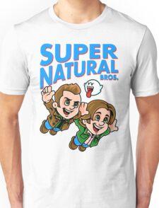 Super Natural Bros Unisex T-Shirt