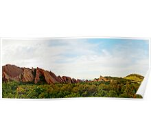 Roxborough State Park Poster