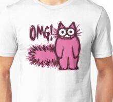 OMG CAT Unisex T-Shirt