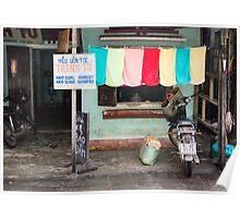 washing Poster