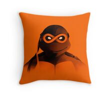 Mikey Forever Throw Pillow