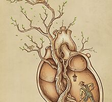 Tree of Life by buko
