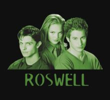 Roswell TV Show by famedazed