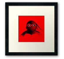 Raph Forever Framed Print